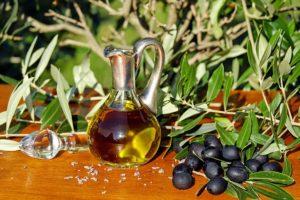 Brattemperaturen und Öl