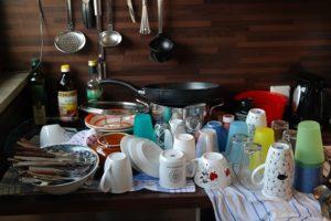 Reinigung Eisenpfanne